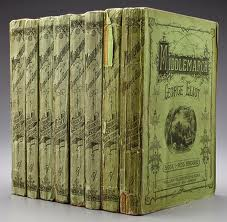 Fun fact: Middlemarch was originally published as eight serial volumes, not a single novel.
